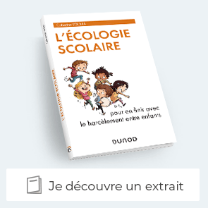 """Extrait de """"L'écologie scolaire - Pour en finir avec le harcèlement entre enfants"""""""