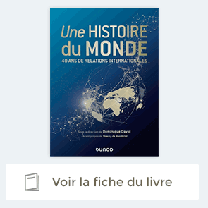 Découvrez le livre histoire du monde en 40ans - Dunod