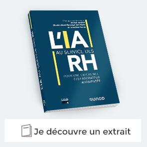 """Extrait du livre """"l'IA au service des RH"""""""