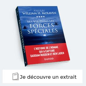 """je découvre le livre """"Ma vie dans les forces spéciales"""""""