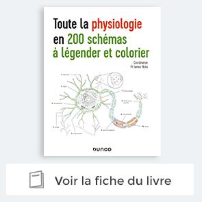 """découvrez le livre """"Toute la physiologie en 200 schémas à légender et colorier"""""""