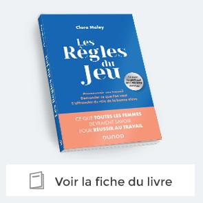 """je découvre le livre """" les règles du jeu """" de clara moley"""