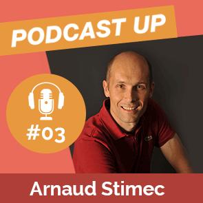 """Je découvre le podcast """"le dialogue au travail"""" Arnaud Stimec"""