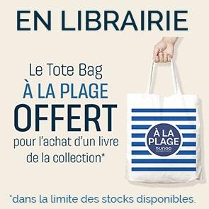 demander votre tote-bag offert en Librairie
