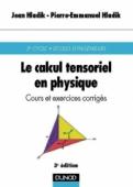Le calcul tensoriel en physique