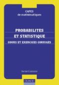 Capes de mathématiques - Probabilités et statistique