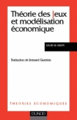 Théorie des jeux et modélisation économique