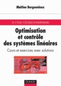 Optimisation et contrôle des systèmes linéaires