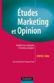 Les études Marketing et Opinion