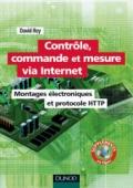 Contrôle, commande et mesure via Internet