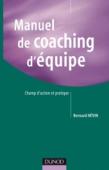 Manuel de coaching d'équipe