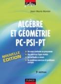 Algèbre et Géométrie PC-PSI-PT