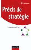 Précis de stratégie