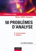 50 problèmes d'analyse