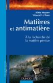 Matières et antimatière