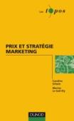 Prix et stratégie marketing