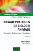 Travaux pratiques de biologie animale - NP
