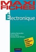 Maxi fiches d'électronique