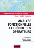 Analyse fonctionnelle et théorie des opérateurs
