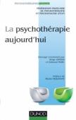 La psychothérapie aujourd'hui