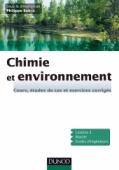 Chimie et environnement