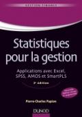 Statistiques pour la gestion