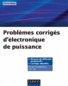 Problèmes corrigés d'électronique de puissance