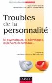 Troubles de la personnalité