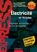 Électricité en 19 fiches