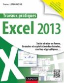Travaux pratiques - Excel 2013