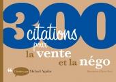 300 citations pour la vente et la négo