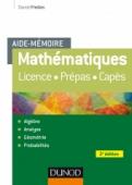 Aide-Mémoire - Mathématiques