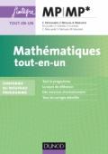 Mathématiques tout-en-un MP-MP*