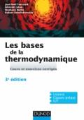 Les bases de la thermodynamique