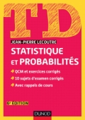 TD Statistique et probabilités