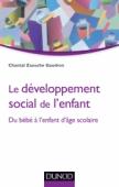 Le développement social de l'enfant
