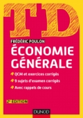 TD Economie générale