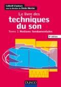 Le livre des techniques du son
