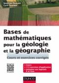 Bases de mathématiques pour la géologie et la géographie