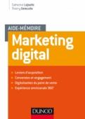 Aide mémoire - Marketing digital