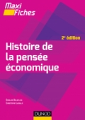 Maxi fiches - Histoire de la pensée économique
