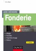 Aide-mémoire - Fonderie