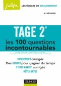 TAGE 2® Les 100 questions incontournables