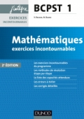 Mathématiques exercices incontournables BCPST 1