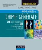 Mémo visuel de chimie générale