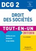 DCG 2 - Droit des sociétés - 2017/2018