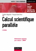 Calcul scientifique parallèle