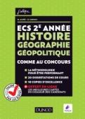 ECS 2e année Histoire Géographie Géopolitique