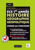 ECS 1re année - Histoire Géographie Géopolitique