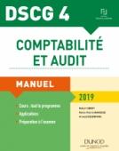 DSCG 4 - Comptabilité et audit 2019
